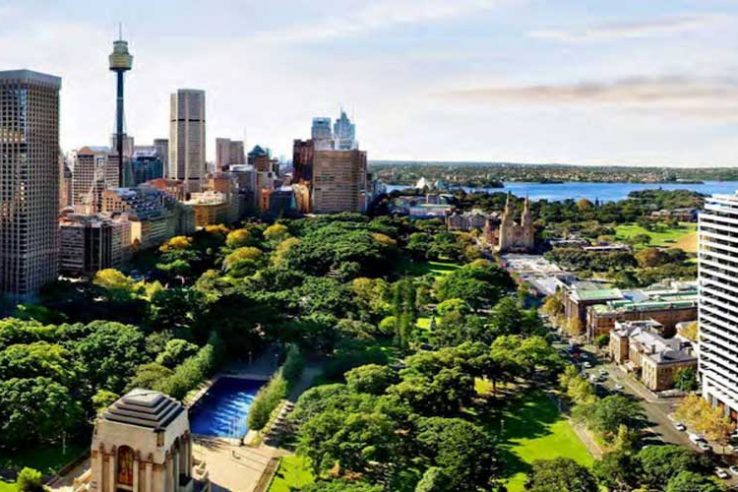 Hajd Park, Sidnej – Hyde Park, Sydney