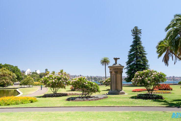 Sidnejska kraljevska botanička bašta
