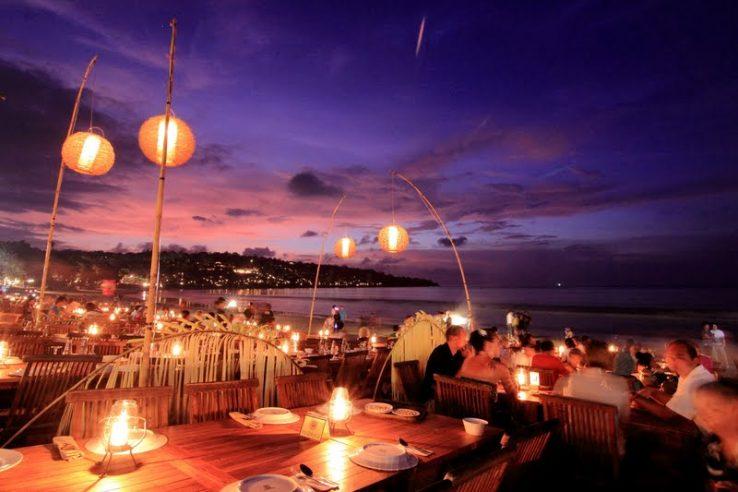 Plaža Jimbaran, Bali