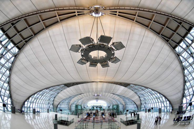 Bangkok aerodrom