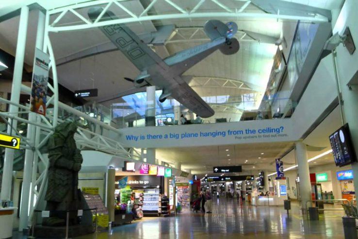 Oakland aerodrom