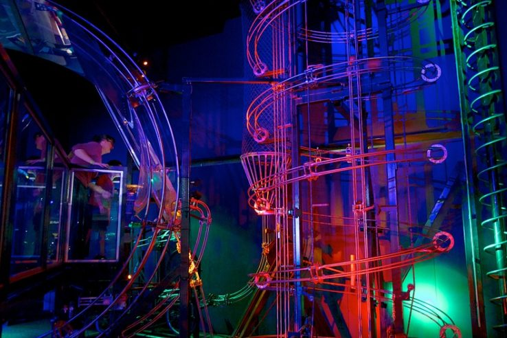 Naučno tehološki Centar i planetarijum – Scitech Discovery Centre