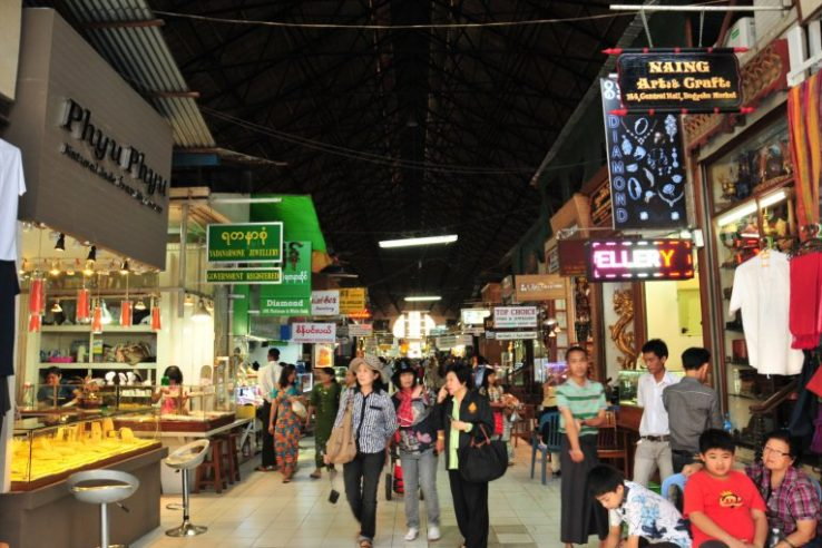 Pijaca Aung San