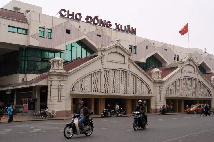 Pijaca Dong Xuan