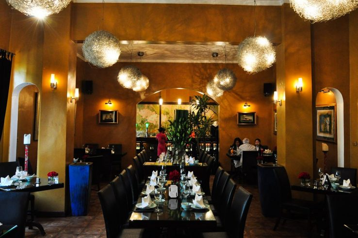 Bluebird Restaurant, internacionalni