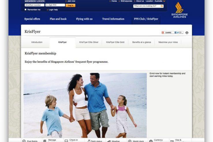 Krisflyer-učlanite se-singapore-airlines