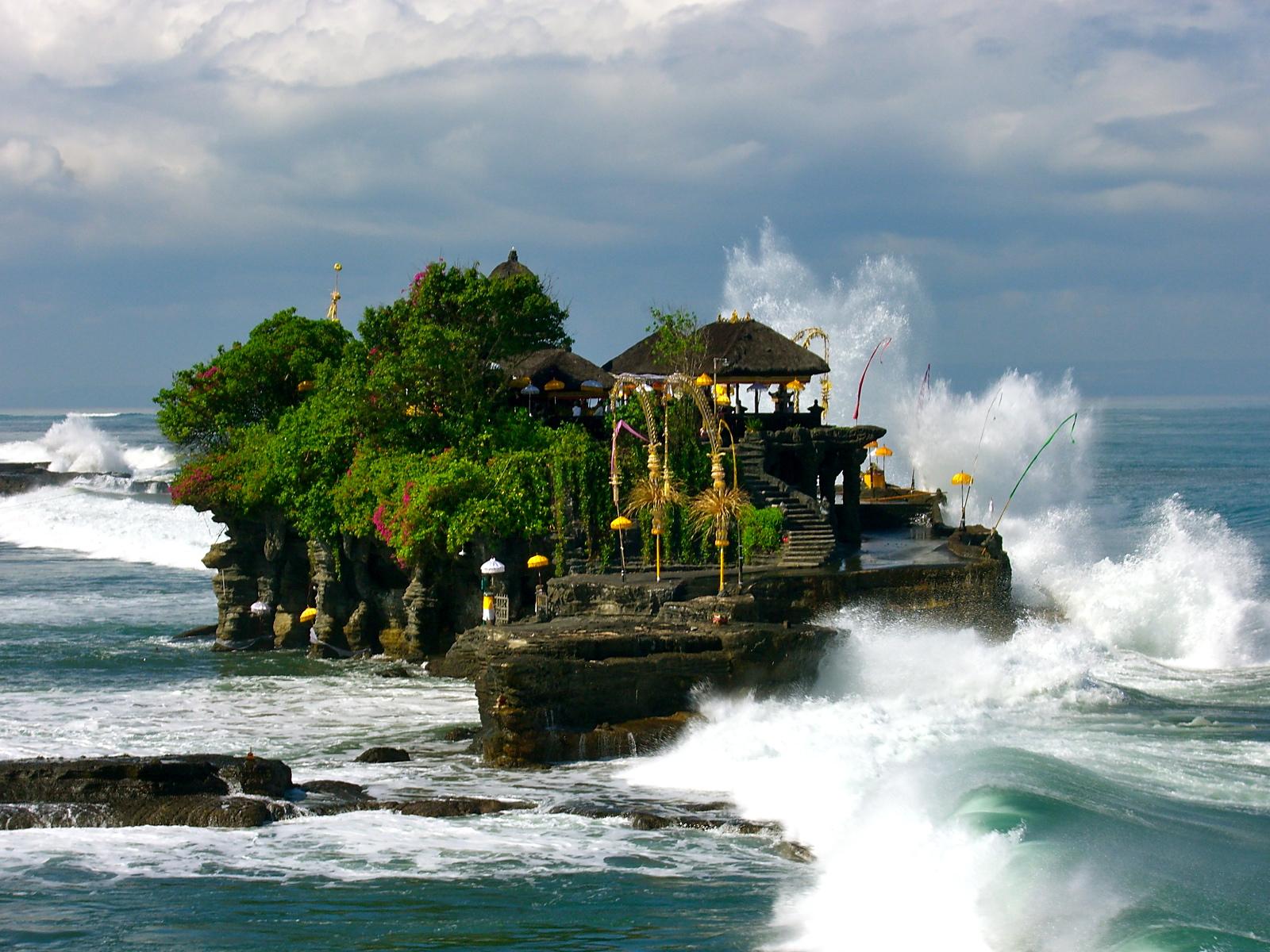 Hram Tanah Lot-atrakcija-Bali