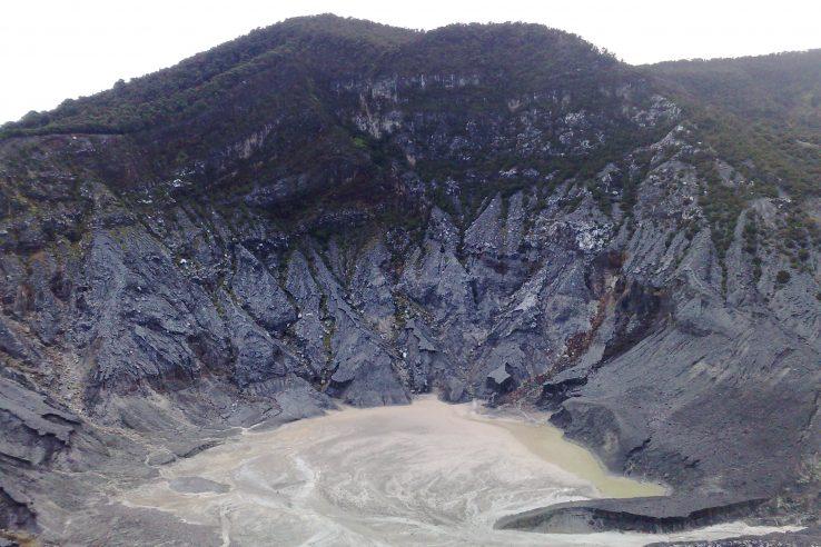 Vulkan Tangkuban Prahu
