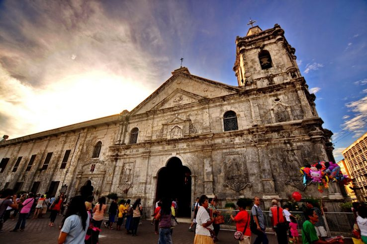 Crkve Cebu-a