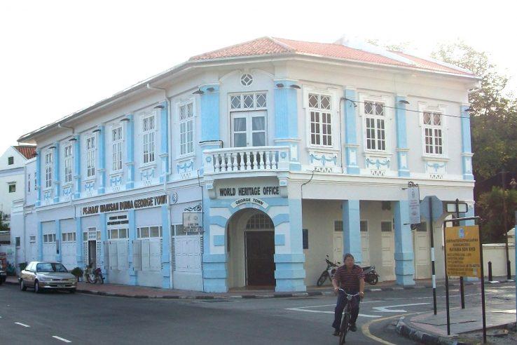 George town-Penang