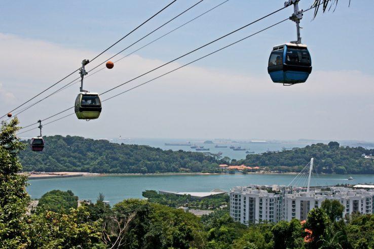 Singapore-Cable_Car