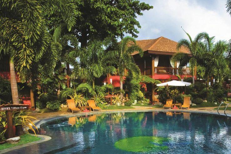 Borokaj hotel Tropics