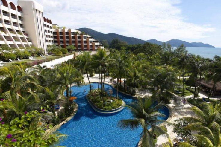 Penang park royal hotel