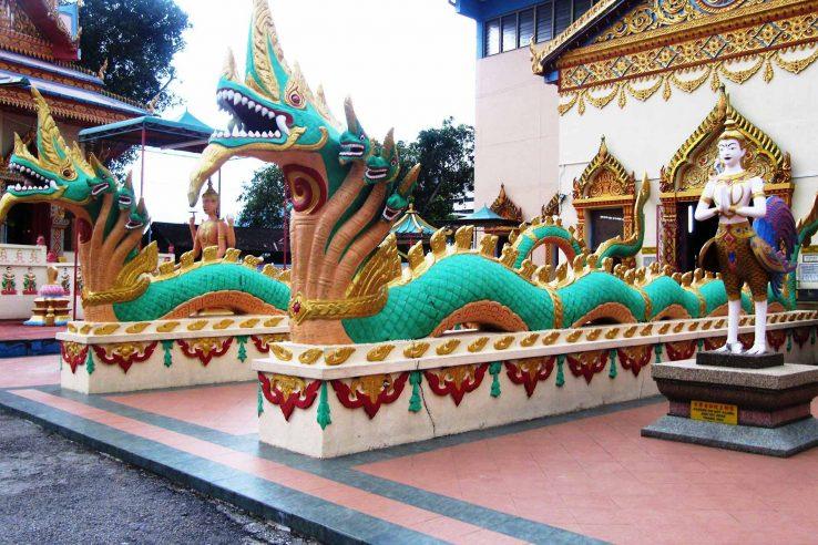 Budistički hram Čaija Mangkalaram