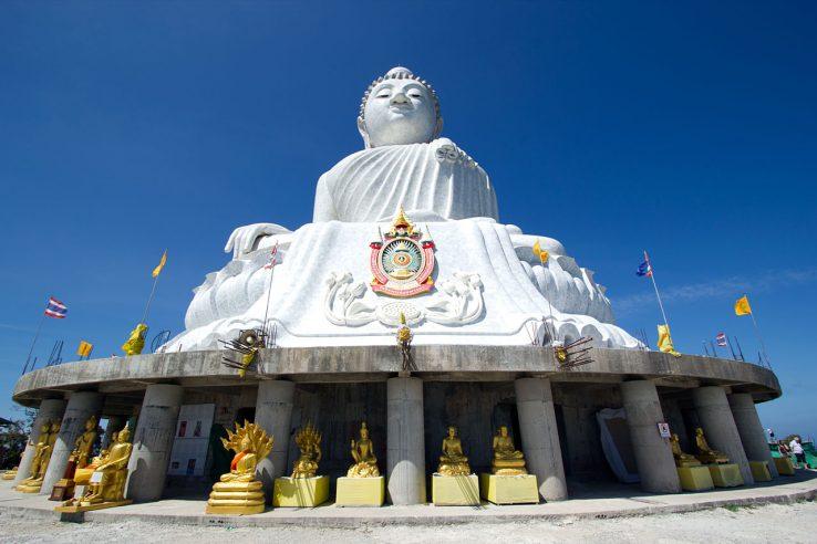 Velika statua Bude
