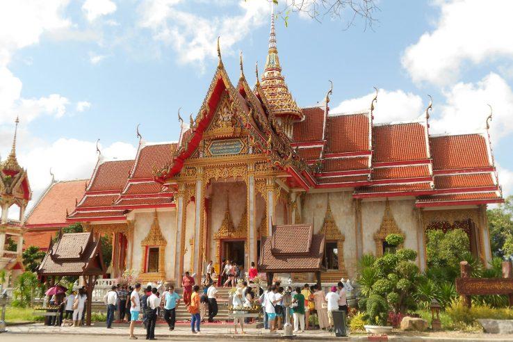 Budistički hramovi