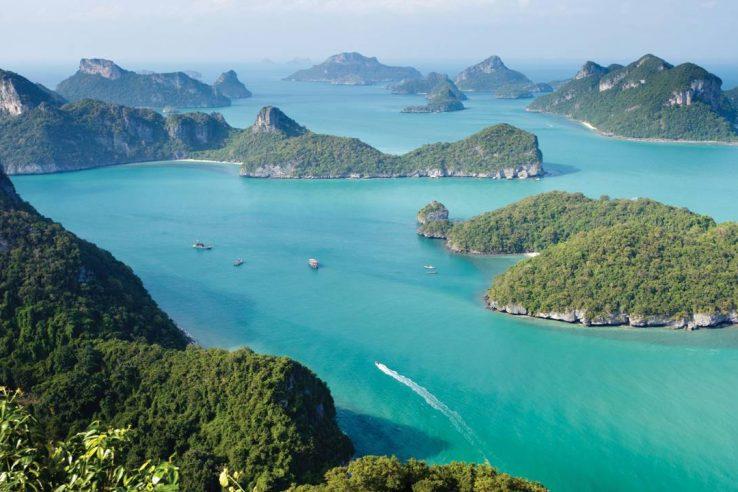 Nacionalni park Ang Tong