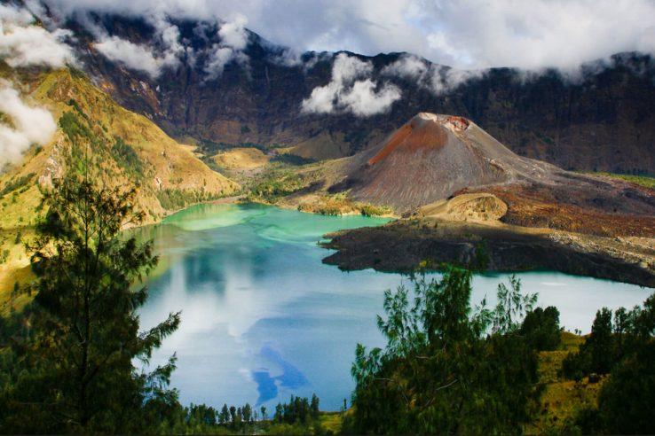 Vulkani Lomboka