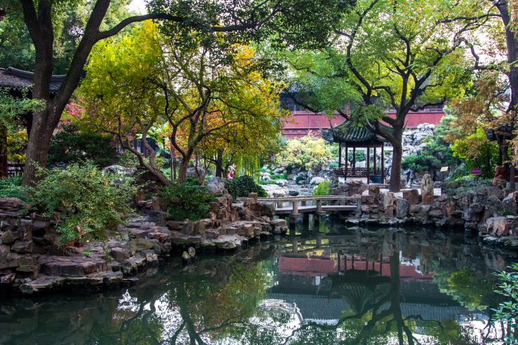 Parkovi Šangaja