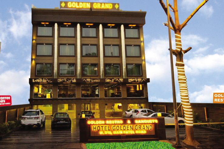 nju delhi golden grand