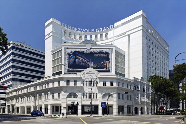 randezvous hotel singapur