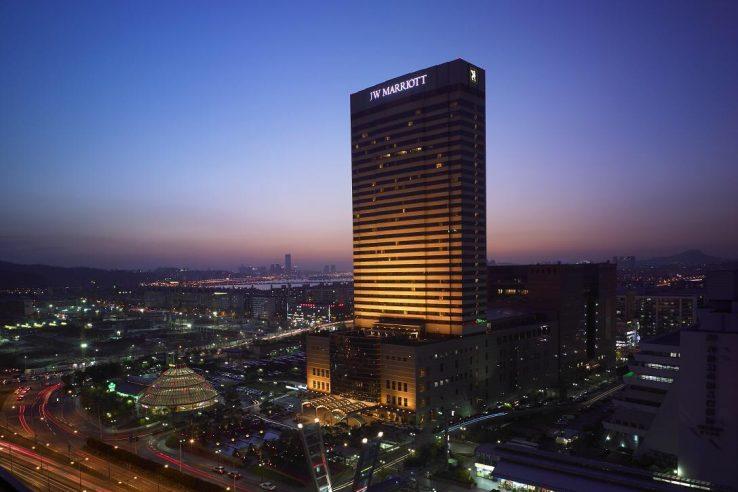 Bangkok Jw Marriott