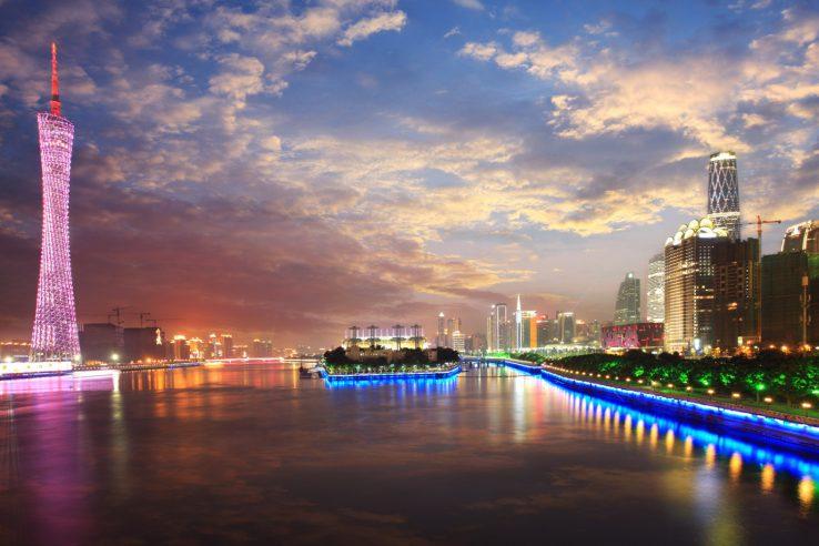 Guagndžou biserna reka