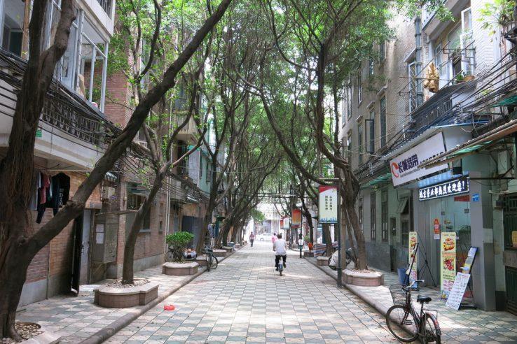 ulica Guangdžou