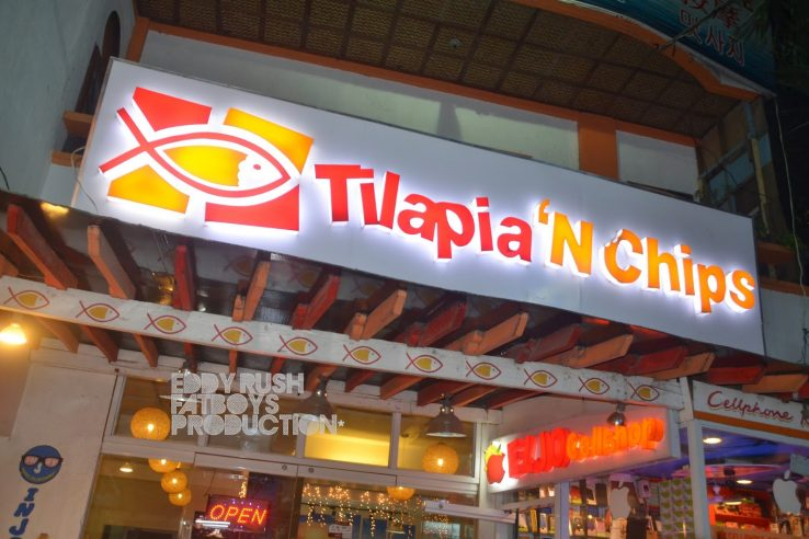 Tilapia n chips, internacionalni