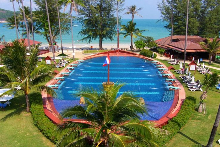 ko samui Imperial Boat House Beach Resort