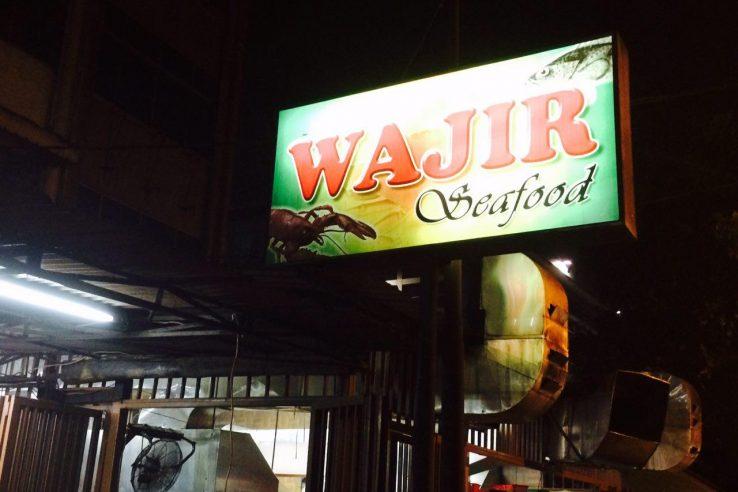 Wajir, morski specijaliteti