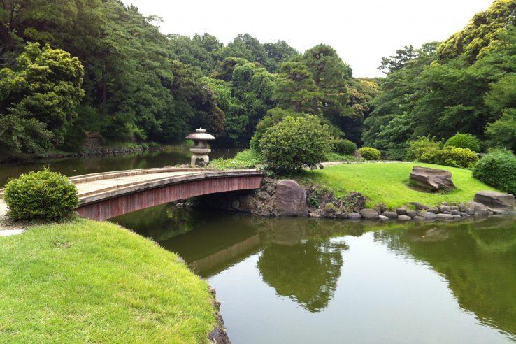 Nacionalna bašta, Tokio