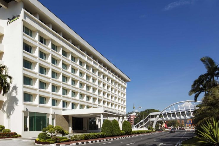 radisson brunei