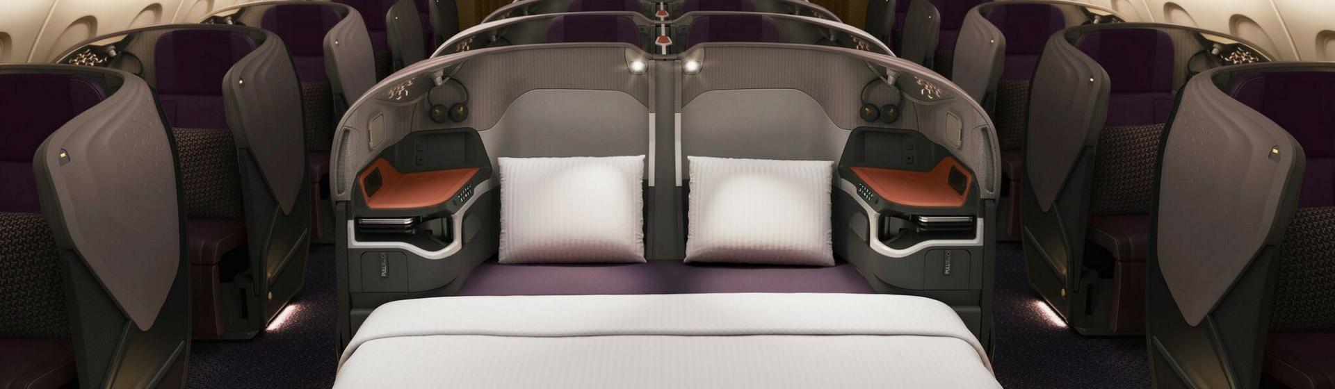 Nova Biznis Klasa – krevet na oblacima